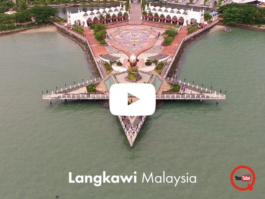 ランカウイ島 ドローン4K映像
